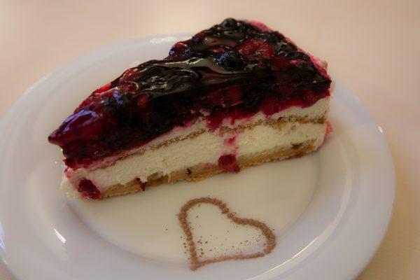 Hausgemachte Torte